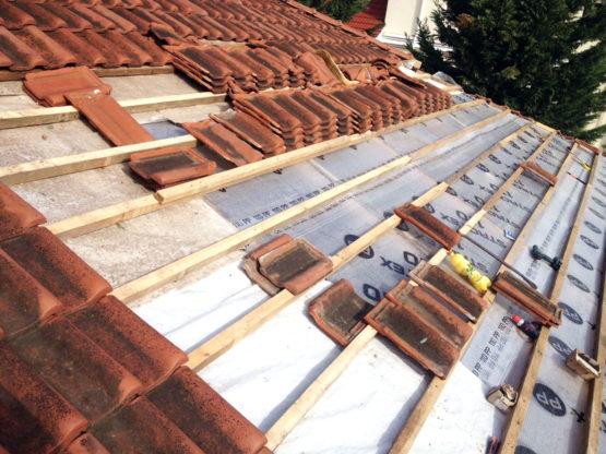 ремонт крыши москва, ремонт кровли москва